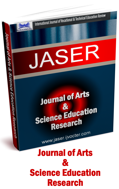 Journal of Arts & Science Education Research